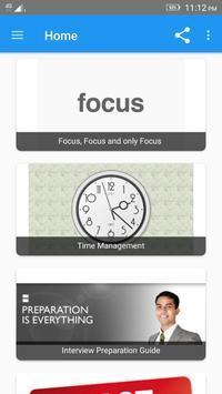 Interview Preparation App poster