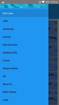 Interview Preparation App apk screenshot