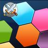 Block Hexagon icône