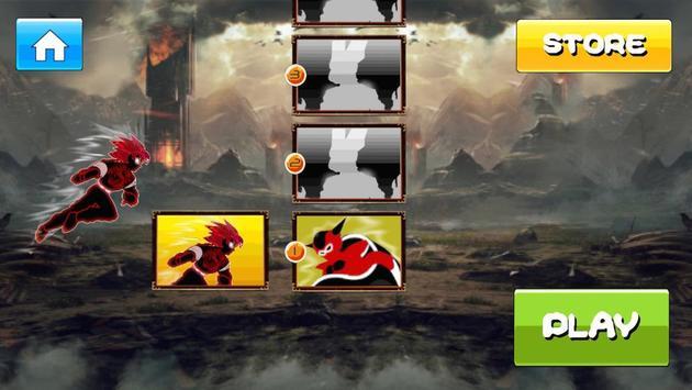 Super Battle for Goku Devil poster