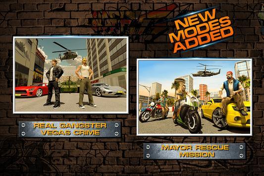 Real Gangster Vegas Crime Game poster