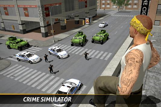 Real Gangster Vegas Crime Game screenshot 1