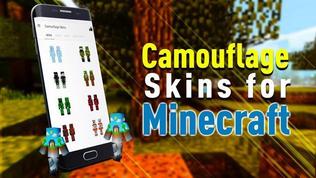 Camouflage skins craft apk screenshot
