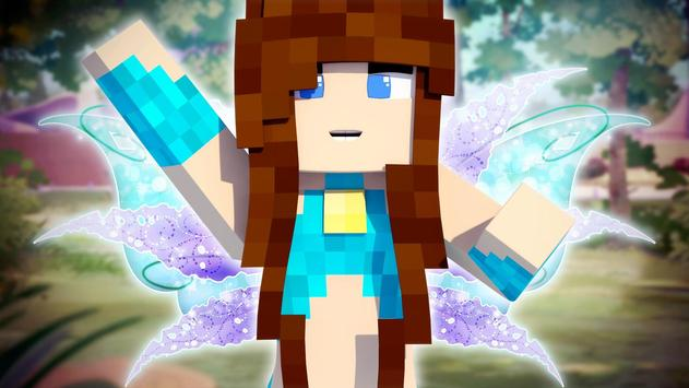 Fairy Skins For Minecraft PE Free APK Download Free Comics APP For - Skins para minecraft pe 0 15 6