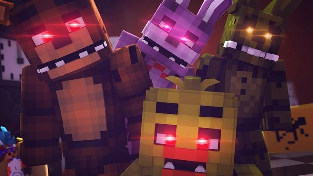 Skins for Minecraft PE - FNAF screenshot 7