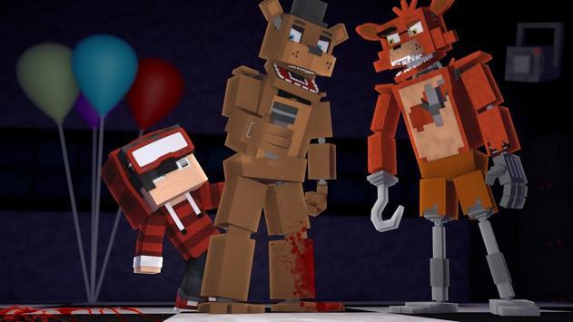 Skins for Minecraft PE - FNAF screenshot 8