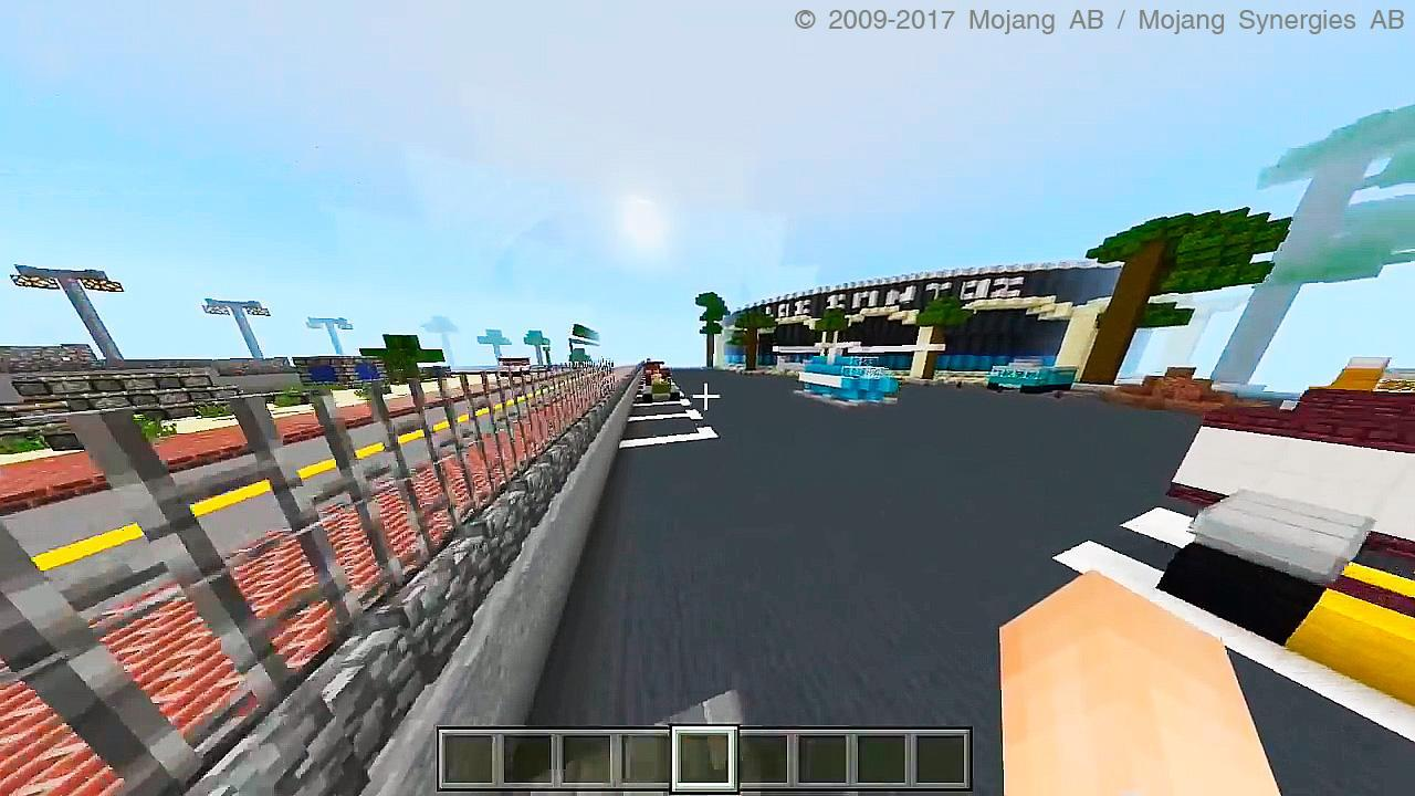 GTA San Andreas MCPE Cars City Map for Android - APK Download