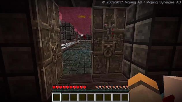 Five Nights Sister Location Freddy's MCPE Map screenshot 3