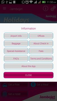 Jambojet apk screenshot