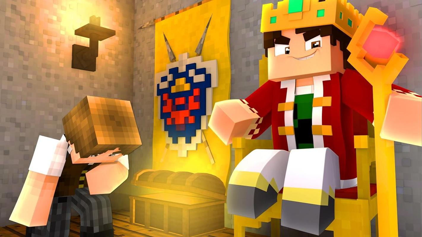 Kings Skins For Minecraft Pocket Edition MCPE Descarga APK - Skins para minecraft pocket edition gratis
