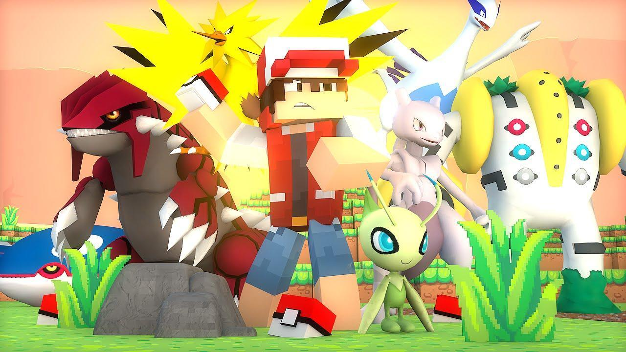 Pixelmon Skins for Android - APK Download