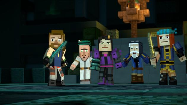 Guide for Minecraft PE : Story Mode - Season Two screenshot 1