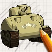 Draw Tanks icon