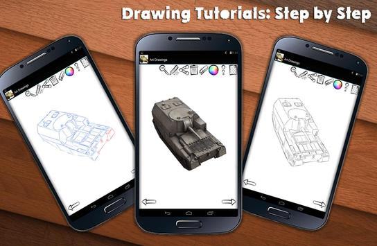 Draw Tanks screenshot 5
