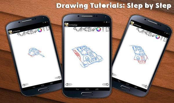 Draw Tanks screenshot 1