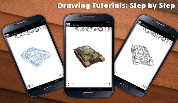 Draw Tanks screenshot 2
