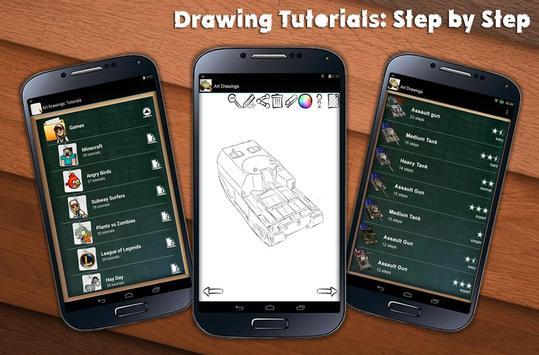 Draw Tanks screenshot 3