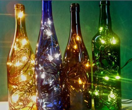 craft bottles ideas screenshot 15