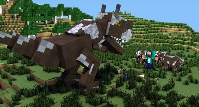 Toys Craft: Jurassic Story apk screenshot