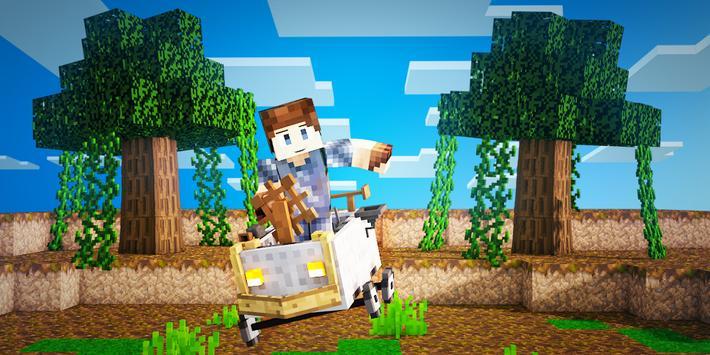Mods para Minecraft PE captura de pantalla 6