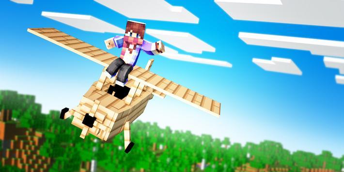 Mods para Minecraft PE Poster