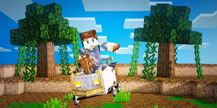 Mods para Minecraft PE captura de pantalla 10