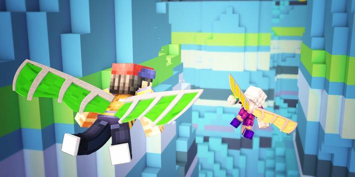 Mods para Minecraft PE captura de pantalla 11