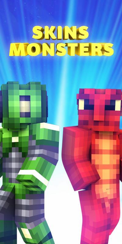 Skins Para Minecraft PE Descarga APK Gratis Herramientas - Skins para minecraft pe gratis