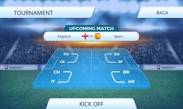 Craft: World Soccer Cup Russia - 2018 screenshot 1