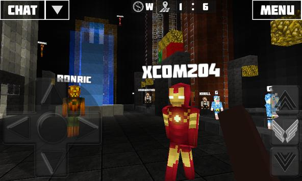 WorldCraft : 3D Build & Craft apk imagem de tela