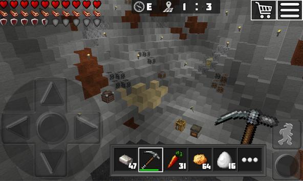 5 Schermata WorldCraft : 3D Build & Craft