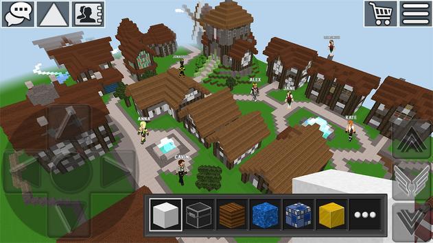 16 Schermata WorldCraft : 3D Build & Craft