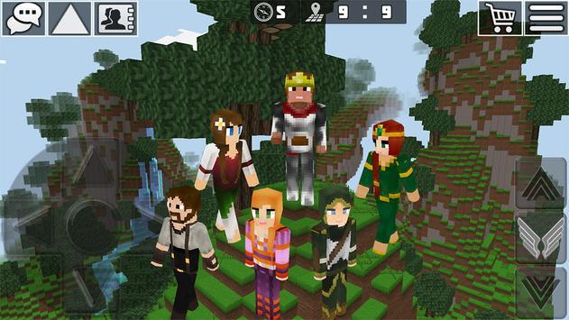 23 Schermata WorldCraft : 3D Build & Craft