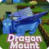 Dragon Mount Mod for Minecraft PE icon