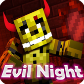 Evil Night Mod for Minecraft PE icon
