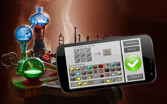 Crafting Game Offline apk screenshot