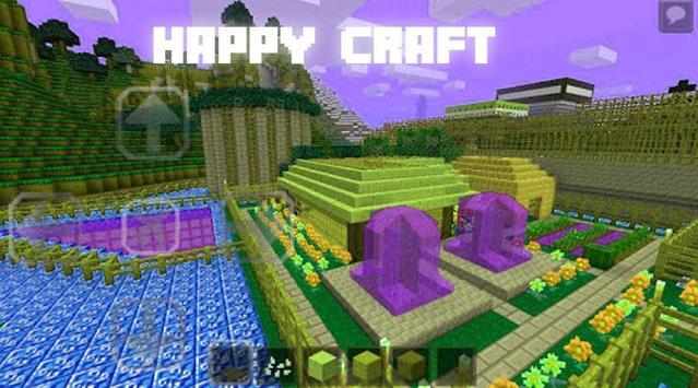 Happy Craft screenshot 1