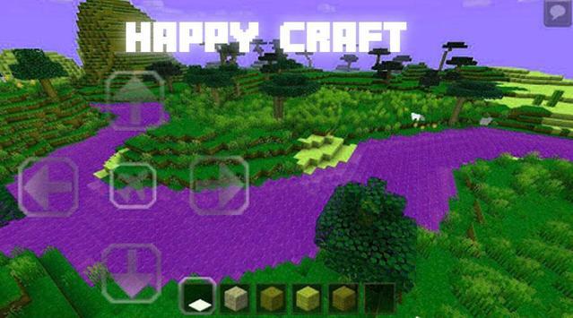 Happy Craft screenshot 2