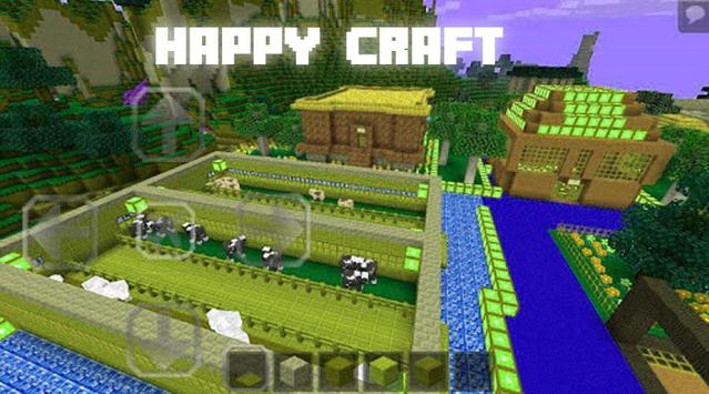 Happy Craft screenshot 3