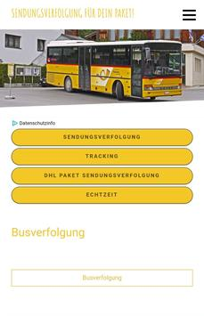Busverfolgung apk screenshot
