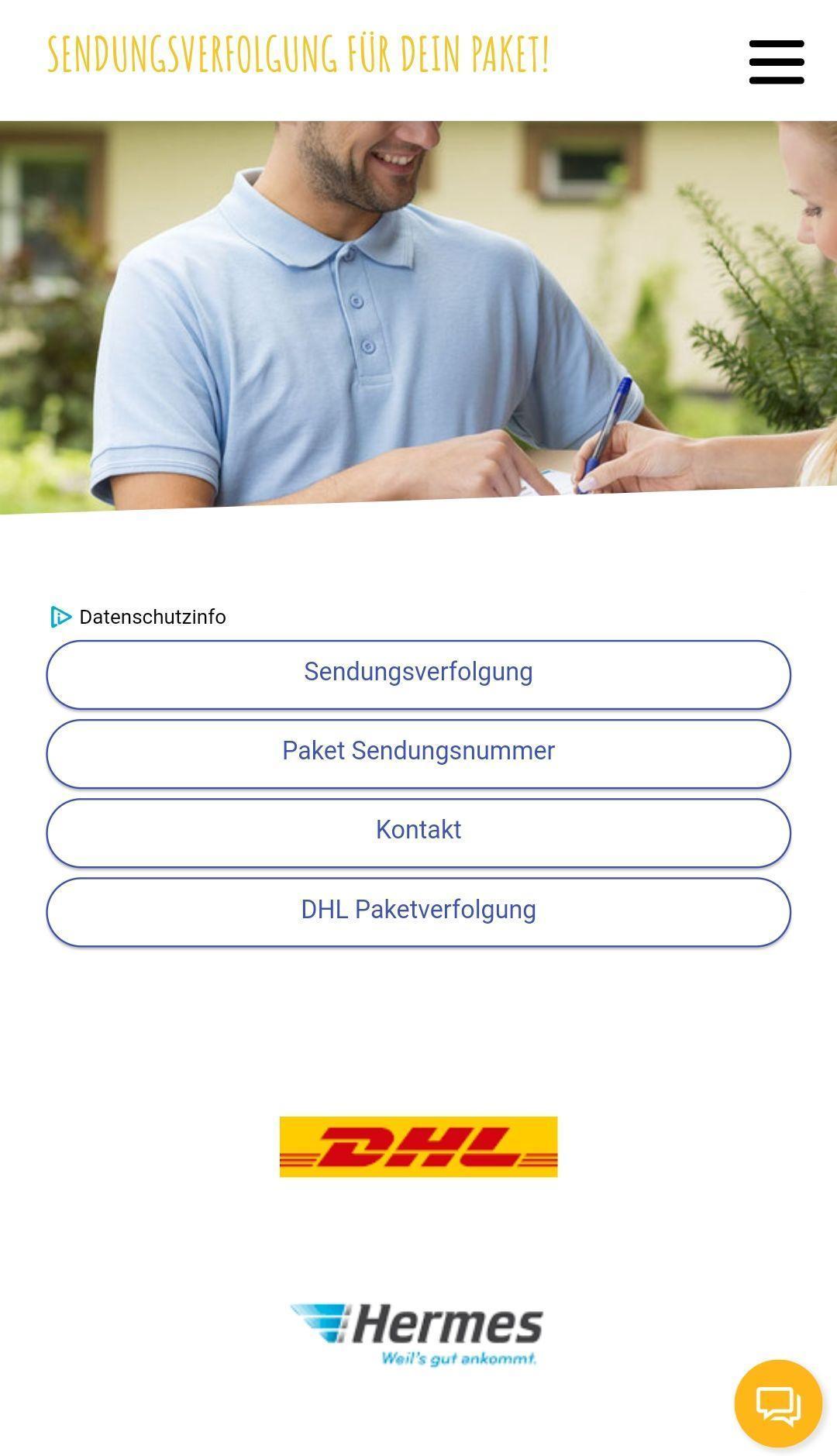 Deutsche post ag sendungsnummer