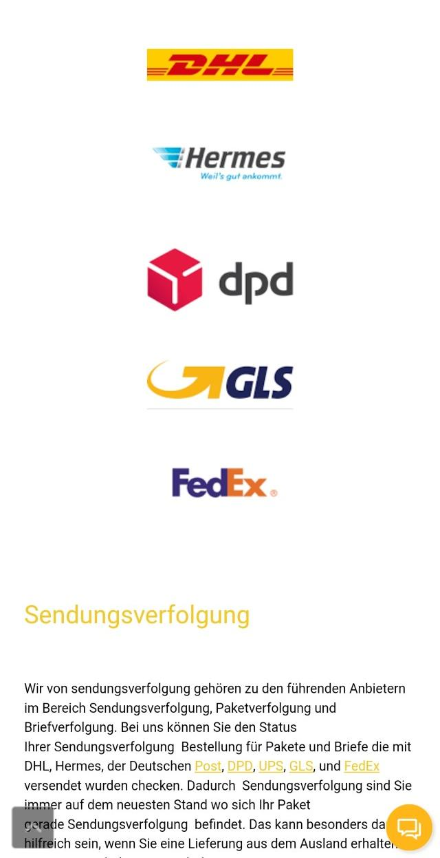 Dhl Sendungsverfolgung Dhl Tracking For Android Apk Download