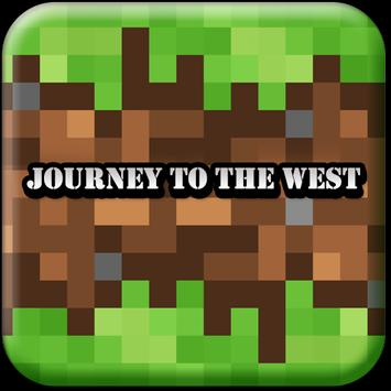 Journey To The West Minecraft poster