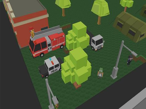 Block Craft game - Emergency apk screenshot