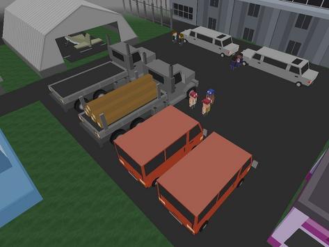 Craft Games Airport simulator apk screenshot