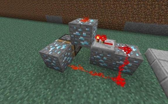 Redstone Mod for Minecraft apk screenshot