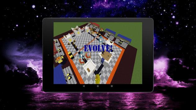 Moncraft Royale Clash Of Balls apk screenshot