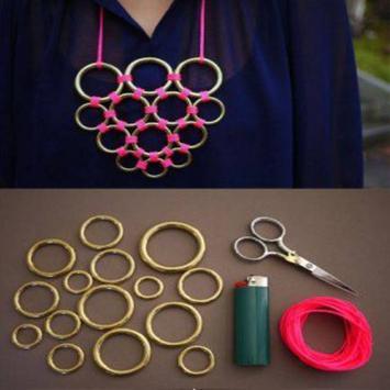 Craft Making Jewelry poster