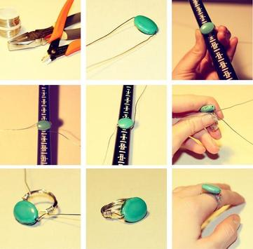 Craft Making Jewelry Tutorials apk screenshot