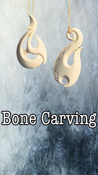 Bone Carving poster